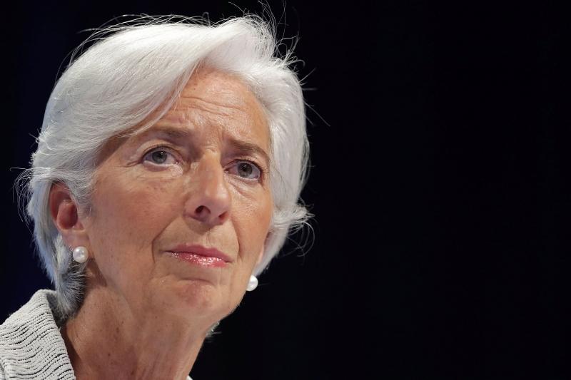 Lagarde admite rever projeções relativas a 2017 e 2018 com fortalecimento da moeda