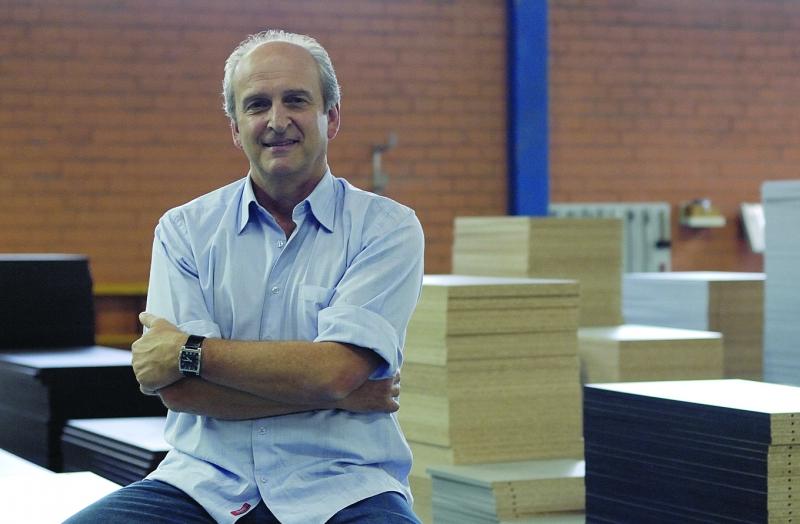 Rudimar Borelli atravessa uma jornada de obstáculos com resiliência