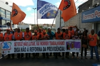 Centrais terão Dia Nacional de Luta contra a Reforma da Previdência em fevereiro