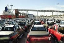 Produção de veículos recua 9,2% em setembro