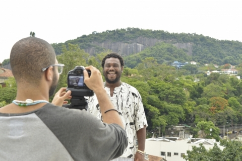 Diáspora Black, plataforma de turismo criado para a população negra. Diáspora Black, divulgação