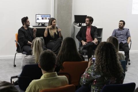 Painel debate redes sociais e empreendedorismo na Unisinos Porto Alegre