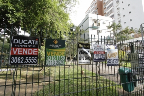 Preço médio dos imóveis residenciais de Porto Alegre cai 0,19% em abril, mostra FipeZap