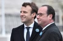 Recuperar a política e gerar novos empregos são as metas de Macron