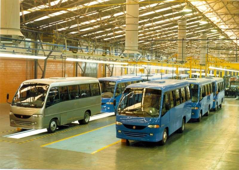Operações da fábrica que produz o Volare serão transferidas para a planta da Neobus; não haverá demissões