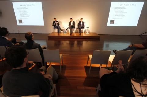 Geração E evento de empreendedorismo da Endeavor e Instituto Ling, no Instituto Ling.