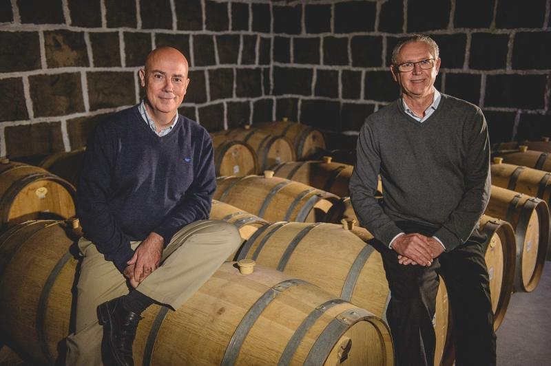 Enólogo Marty e Sella estão à frente da nova fase da vinícola