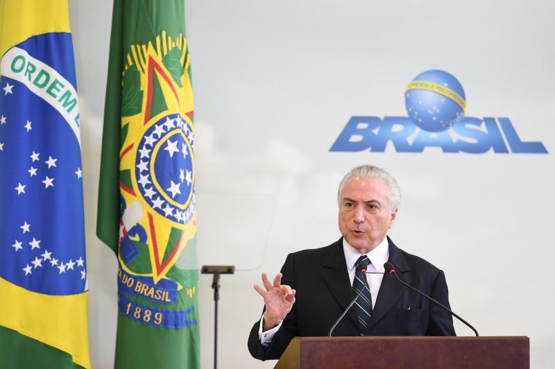 Gravação de empresário com o presidente Michel Temer desestabilizou o governo