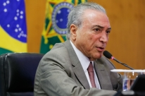 Lula derrotado nas urnas seria politicamente adequado, diz Temer