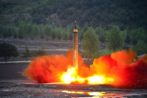 Pyongyang diz que míssil pode levar ogiva nuclear