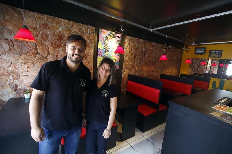 Lucas e Mariana Gonzalez, empreendedores da Gongon, contam sua história empreendedora no ramo de comidas mexicanas