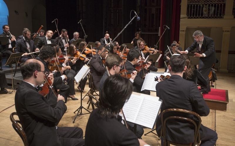 Orquestra de Câmara do Theatro São Pedro tem apresentação hoje