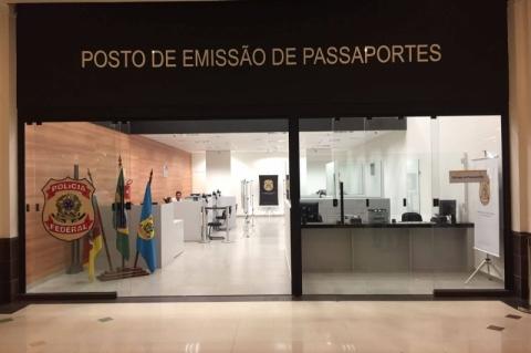 Emissão de passaportes no Praia de Belas tem expediente reduzido