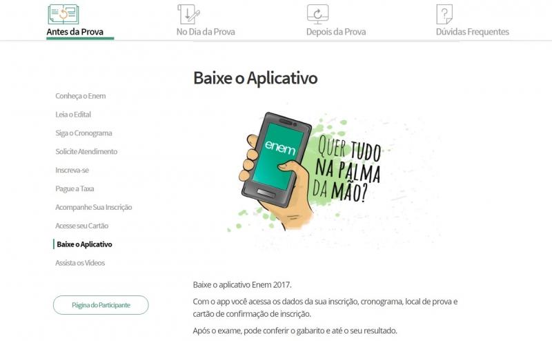 O aplicativo terá uma seção de notícias e acesso liberado ao público geral