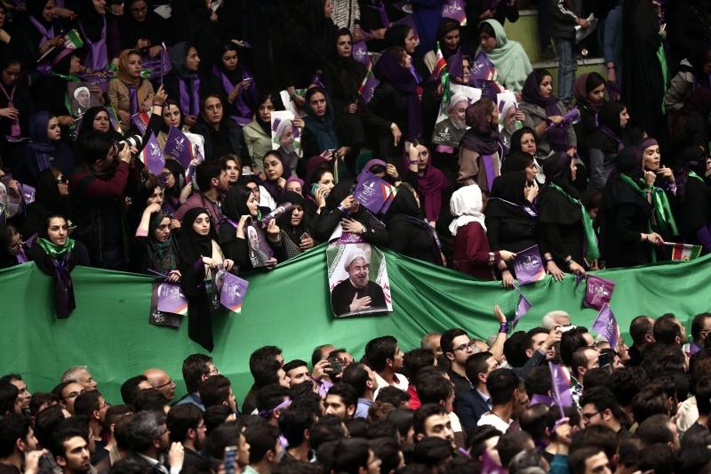 eleições presidenciais Irã