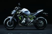 Kawasaki Z650 ABS vem para completar a família Z