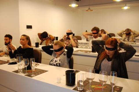 Degustação de vinhos e espumantes na Dunamis
