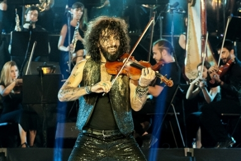 Pela primeira vez no Brasil, Ara Malikian toca clássicos de Bach a David Bowie