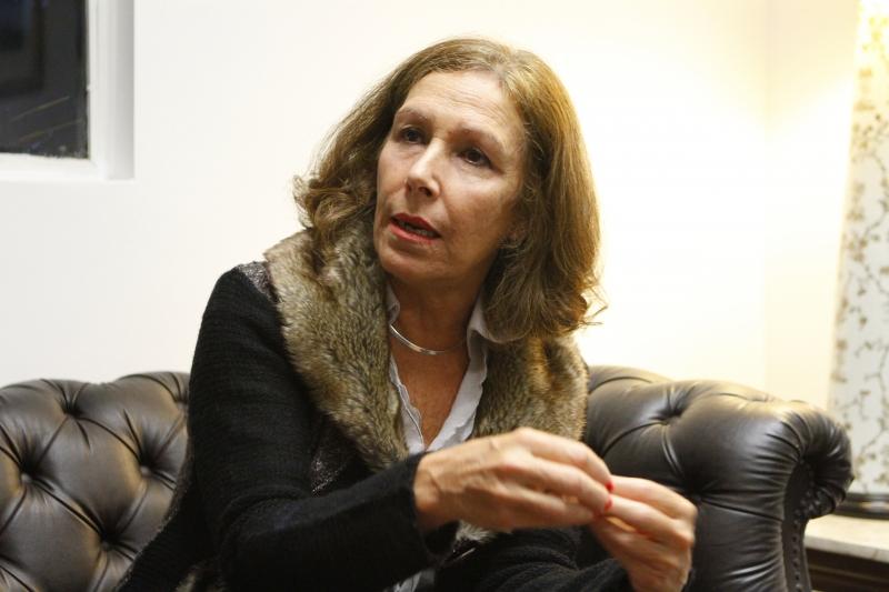 Senadora uruguaia Constanza Moreira