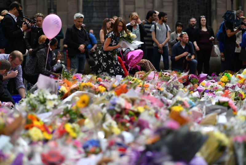 INT - Manchester, atentado, 22 mortos, terrorismo, Reino Unido