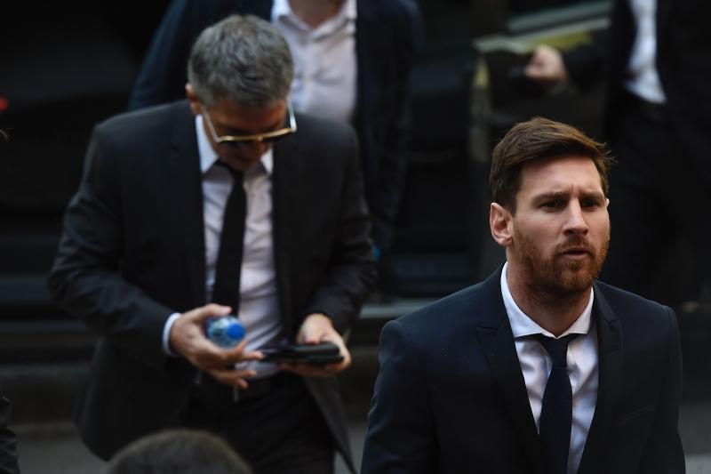 Craque argentino não será preso, mas terá que pagar multa de ¤ 2 milhões