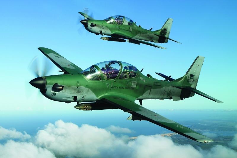 Novas aeronaves serão produzidas em Jacksonville, na Flórida