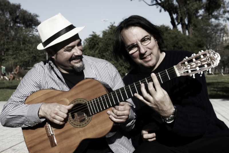 James Liberato e Luis Henrique 'New' formam duo