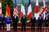 Líderes do G7 querem que empresas retirem conteúdo extremista das redes