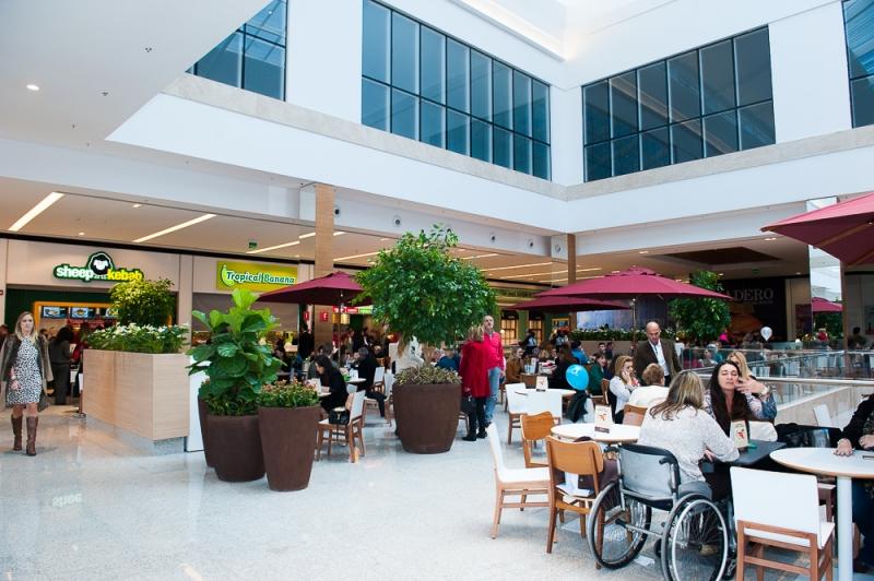 Novo campus será instalado sobre área de alimentação de nova área do shopping