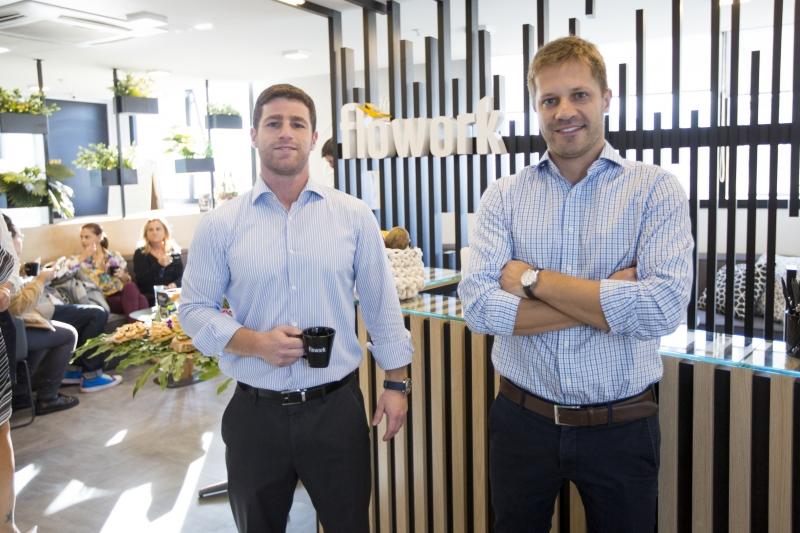 Daniel Pocztaruk e Lourenço Paiva são sócios na empreitada, inaugurada neste ano