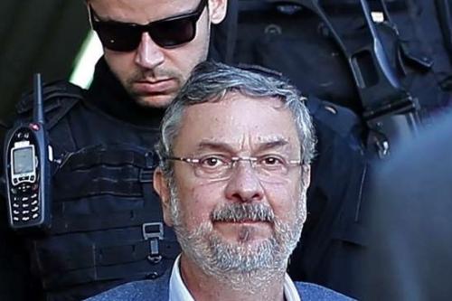 Palocci foi preso em setembro de 2016