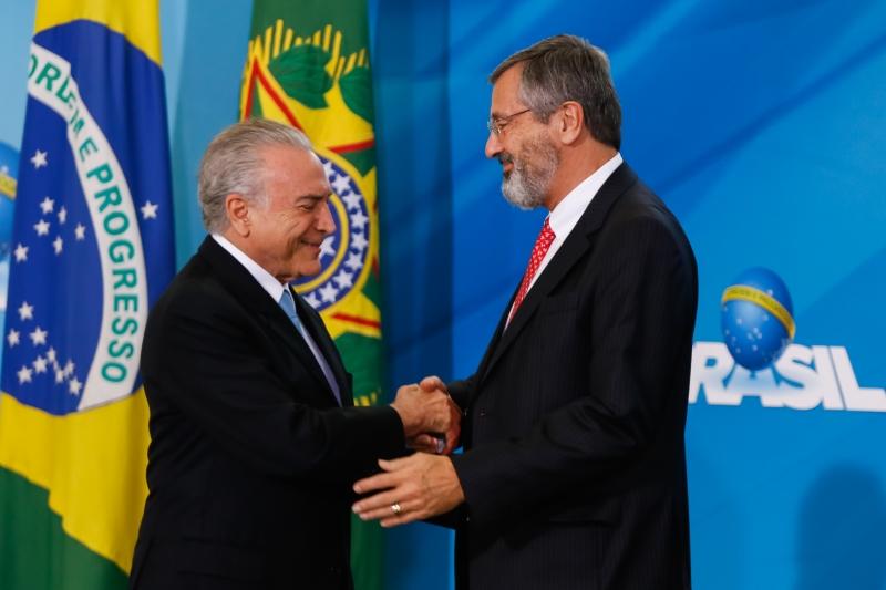 Cerimônia de Posse do Ministro da Justiça e Segurança Pública, Torquato Jardim