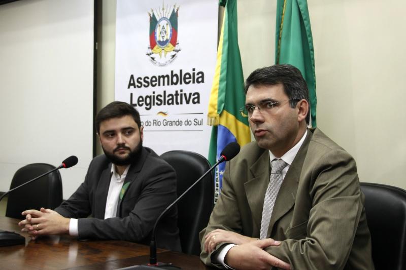 Souza e Branco defenderam celeridade para realizar consulta popular