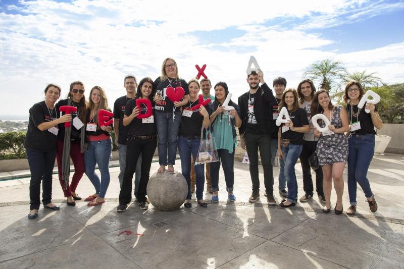 Equipe do TEDxLaçador