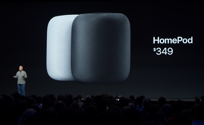 Apple Senior Vice President of Worldwide Marketing Phil Schiller speaks during the Apple Worldwide Developer Conference in San Jose, California on June 5, 2017. 