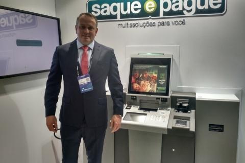 Givanildo Luz, diretor-presidente da Saque Pague Evento em São Paulo discutiu o novo cenário do segmento financeiro