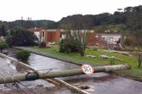 Com 48 municípios já atingidos, final de semana pode ter novas tempestades no RS