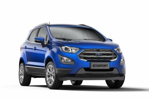 Ford anuncia o recall de 21 mil unidades do EcoSport 1.5