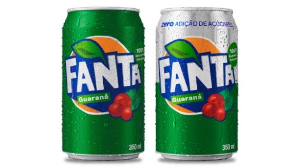 Coca-Cola anunciou lançamento da Fanta Guaraná