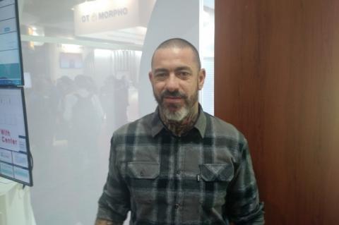 Henrique Fogaça, empresário e jurado do Masterchef