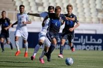 Japão empata com o Iraque e adia vaga na Copa do Mundo