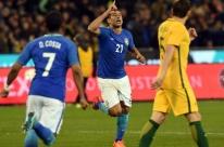 Com gol-relâmpago, Brasil goleia a Austrália por 4 a 0