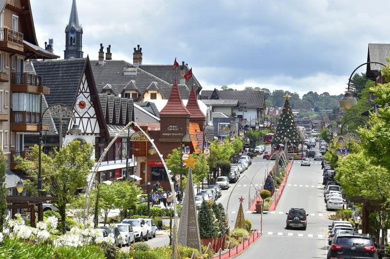 Hoje, 85% da economia do município está no turismo