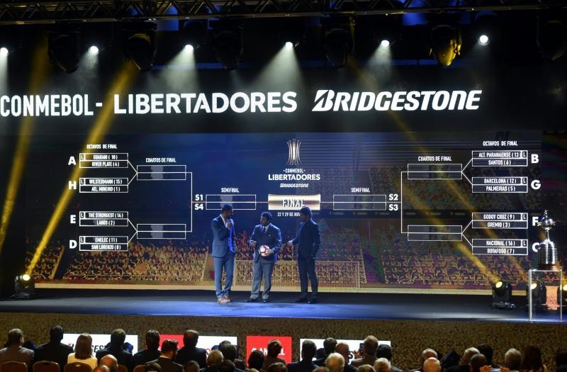 A primeira partida será em Mendoza, na Argentina