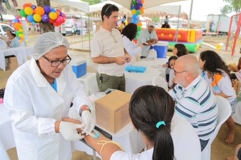 Ações solidárias levarão diversão e serviços gratuitos à população