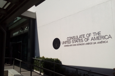 Consulados dos Estados Unidos cancelam entrevistas para visto a partir desta terça-feira