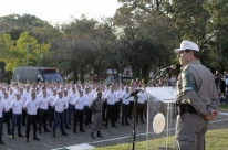 Brigada Militar apresenta novos policiais e bombeiros