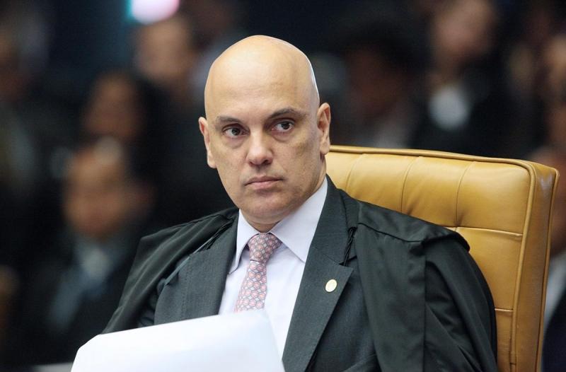 Alexandre de Moraes atendeu a pedido em apuração sobre fake news