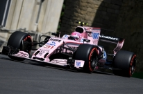 Force India perde todos os pontos e começa campeonato com nome novo em Spa
