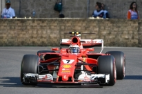 Raikkonen lidera último dia de testes da Fórmula 1 em Barcelona